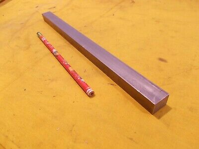 1018 Cr Steel Flat Bar Stock Tool Die Rectangle Plate 58 X 34 X 12 Oal