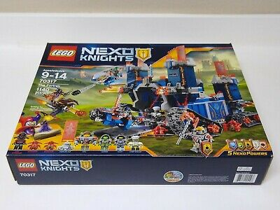 LEGO® Nexo Knights The Fortrex - 70317 - Sealed Box
