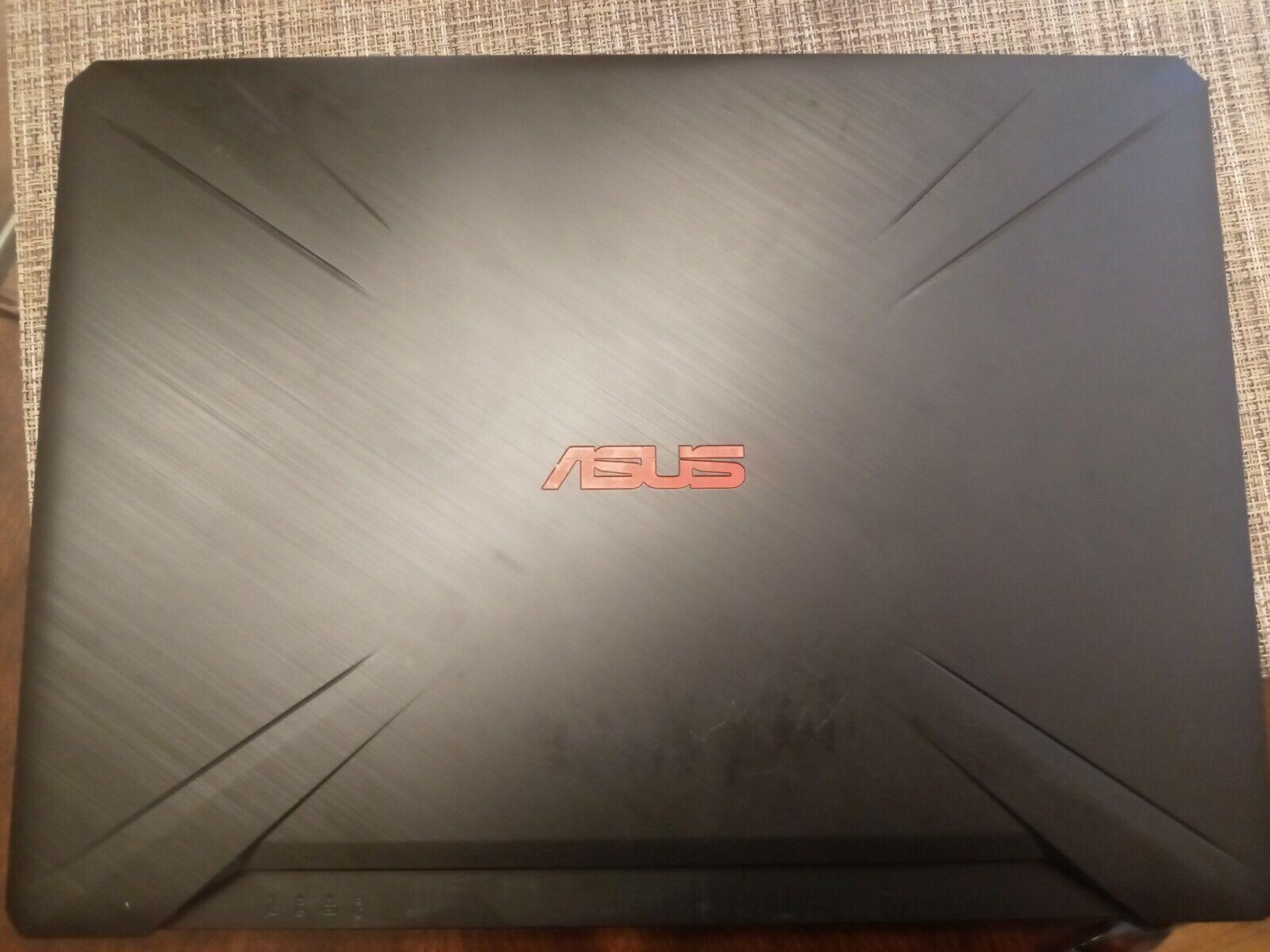 ASUS TUF Gaming Laptop FX505DY AMD Ryzen 5 AMD RX560X 16GB RAM 256GB SSD UPGRADE - $599.00