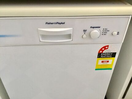 Used Dishwasher Fisher & Paykel.