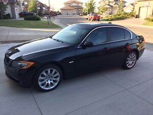 2007 BMW 335 xi Sedan New winter tires!