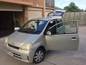 Daihatsu Charade 2003 , Automatic Transmission,  for sale urgently Woolloongabba Brisbane South West Preview