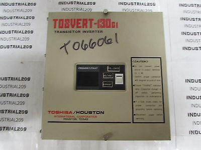 Toshiba Houston Tosvert 130g1 Transistor Invertor Vt130g1-2025bo3 New