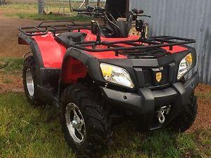 QUAD ATV JIANCHE 4 x 4 400CC AG BIKE Corrigin Corrigin Area Preview