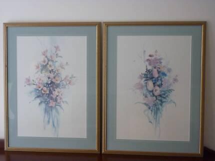 Pictures Blue Floral