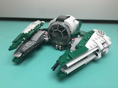 LEGO Star Wars 75168 Yoda's Jedi Starfighter Clone Wars