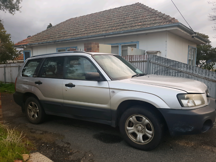 Subaru Forester wagon 2004 Stawell Northern Grampians Preview