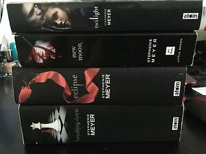 Twilight Saga collection (4 books) Enfield Port Adelaide Area Preview