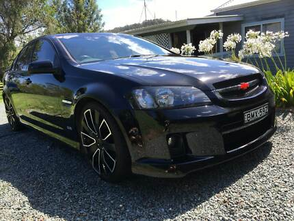 2010 SS Commodore 11 months rego