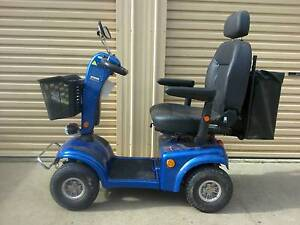 2014 Shoprider Allrounder 4 Wheel Scooter  SCO9LSP Launceston Launceston Area Preview