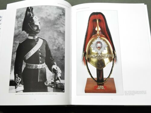 """HEAD DRESS OF THE BRITISH HEAVY CAVALRY"" ALBERT PATTERN HELMET REFERENCE BOOK"