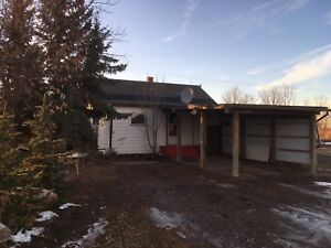 Lethbridge county house for rent