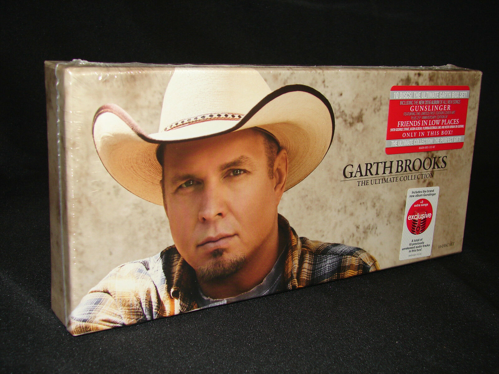 Купить Garth Brooks - The Ultimate Collection - 10 Disc Set - CDs - Music - **SEALED**