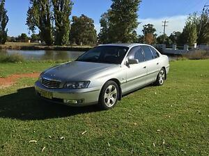 2005 Holden Statesman Sedan Griffith Griffith Area Preview