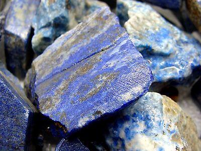 Lapis Lazuli with Pyrite Crystals Mineral Specimen Bulk Wholesale 1/4 Pound LOT - Lapis Lazuli Wholesale