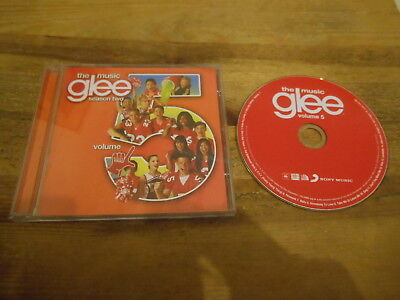 CD OST Glee : Season 2 / Volume 5 (16 Song) SONY COLUMBIA jc