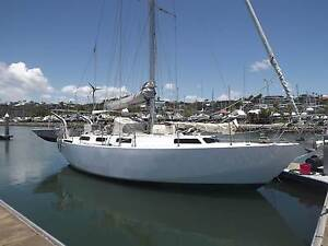 Solo Sail Boat Manly Brisbane South East Preview