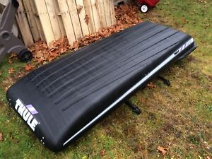Thule rooftop carrier 600