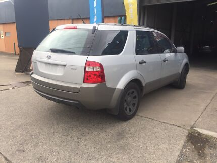 2004 Ford Territory AWD 7 seat (trade ins welcome)
