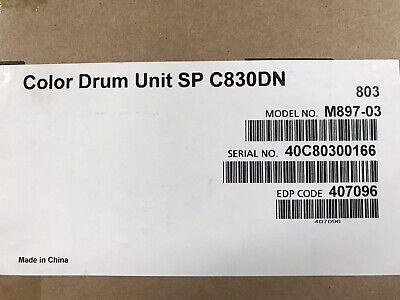 Brand New ! Ricoh Color Drum Unit (Type SP C830DN) 407096  Aficio SP C830DN