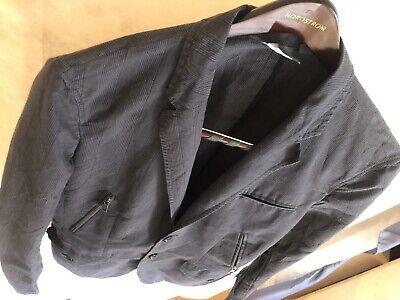 A|X Armani Luxury Designer Blazer Jacket Medium Men's