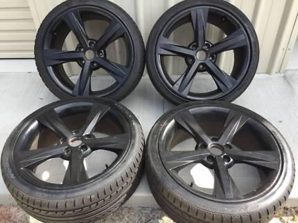 """Holden HSV  VZ Clubsport wheels 19"""" rims Albany 6330 Albany Area Preview"""
