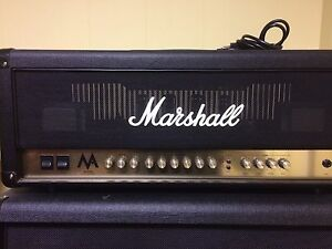 Marshall MA100H Amp Head and Cab For Sale