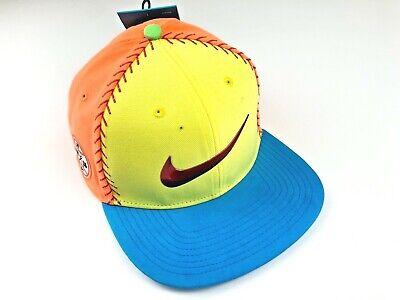 Nike Sportswear Doernbecher DB Freestyle Payton's Snapback Adjustable Cap Hat
