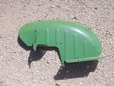 John Deere L Tractor Jd Left Fender W Foot Bracket Platform Step