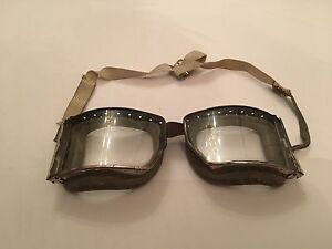 World War II Aviation Goggles