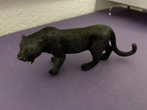 Schleich Wildtiere Schwarzer Panther