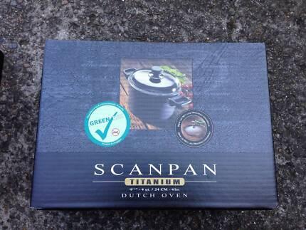 Brand NEW Scanpan 24cm Dutch Oven Lane Cove Lane Cove Area Preview
