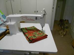 Sweet Sixteen Quilting Machine Appliances Gumtree Australia Free