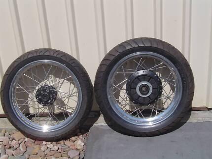 suzuki gs/gsx wheels