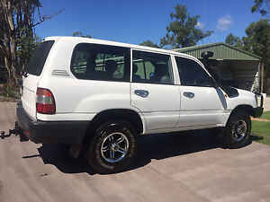 Toyota Landcruiser diesel wagon 2006 Caboolture Caboolture Area Preview