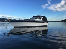 Bayliner  32 shaft drive St Huberts Island Gosford Area Preview