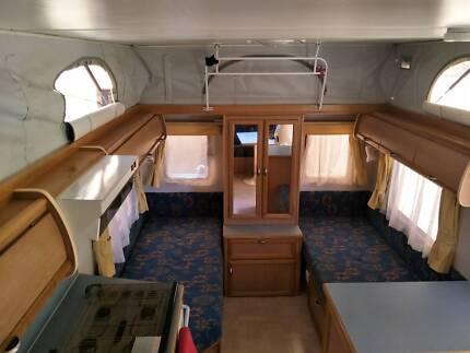 1999 Golf Starliner Caravan