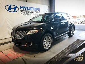 LINCOLN MKX AWD LIMITED + TOIT PANO + MAGS + CUIR + WOW !