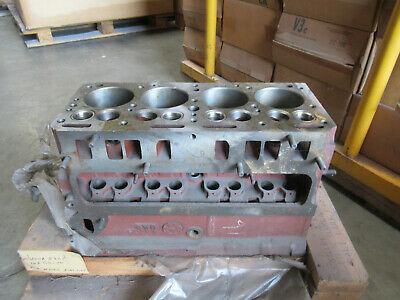 Continental Engine Block F400a530 162 Cu-in For Motec Forklift New