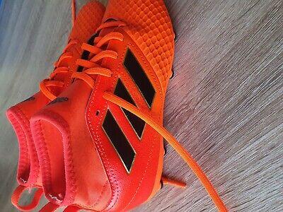 Boys adidas football boots size 1