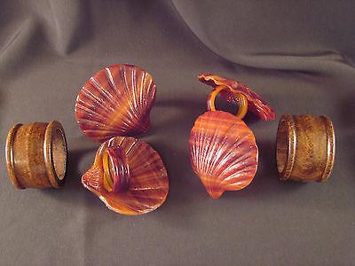 Держатели для бумажных Plastic Sea Shell