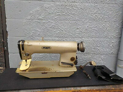 Industrial Sewing Machine Pfaff 463 - Single Needle -light Leather