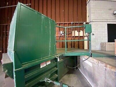 Trash Compactor Marathon Ramjet Model Rj-225 10hp Electrical Motor
