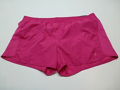 Old Navy Womens Underwear (Old Navy Shorts Active Womens X Sm Pink Mesh with Built in Support Underwear)