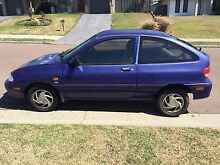 Ford Festiva 1999 Muswellbrook Muswellbrook Area Preview