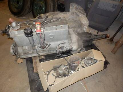 1952 Pontiac 6 Cylinder 239 Cubic Inch Motor & Gearbox Para Hills West Salisbury Area Preview