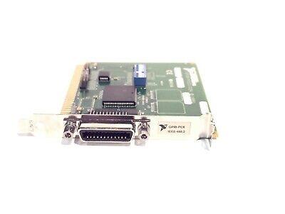 National Instruments Ni Gpib-pciiiia Interface Card Assy181065-02