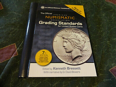The Official ANA Coin Grading Standards for United States Coins New 2019 Edition