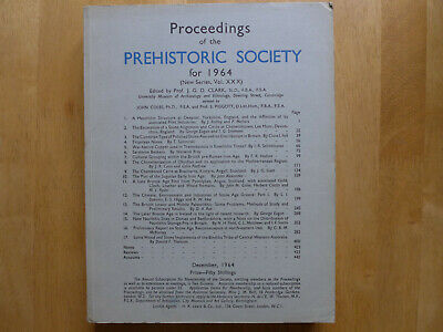 Proceedings Of The Prehistoric Society 1964