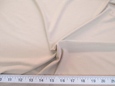 Discount Fabric Spandex Microfiber 4 way Stretch Nude LY998 - Discount Costumes